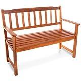 BillyOh Windsor Traditional 2 Seater Wooden Garden Bench