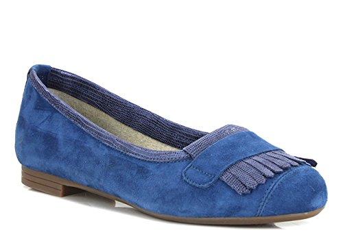 COCO & ABRICOT V0664G ELISA - Ballerines / Babies - Femme Jeans