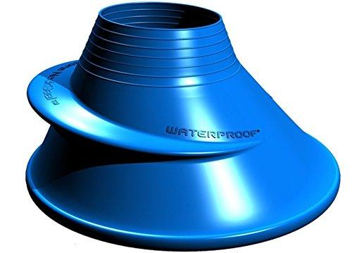Silikon Halsmanschette für Waterproof-Trockentauchanzüge - Silicon Neck Seal Farbe: blau
