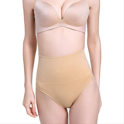 SKLOAM New Tummy Control Frauen Butt Lifter Body Shaper Höschen Slim High Waist Corsets Shapewear Unterwäsche L Schwarz High Contrast Matte