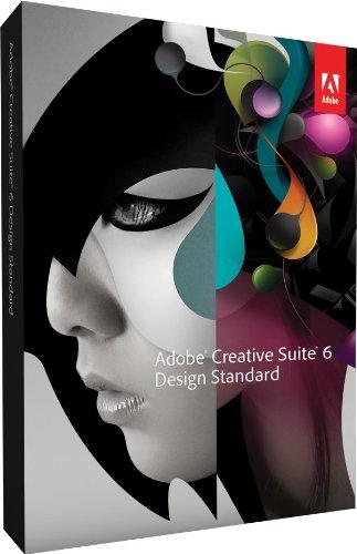 Adobe Creative Suite 6 Design Standard WIN