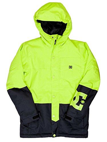 Kinder Snowboard Jacke DC Defy Jacke Jungen