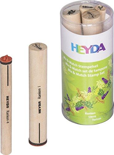 HEYDA Motivstempel-Set Mix & Match