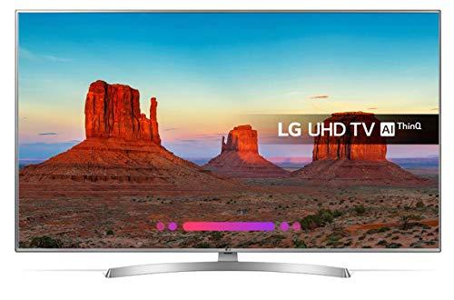 LG Ultra HD TV 4K con Inteligencia Artificial, Procesador Quad Core, 3xHDR, Sonido Virtual: X