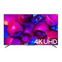 TCL 75 Inch Smart TV 4K HDR Certified Android Metallic Frameless Hands-free - 75T715