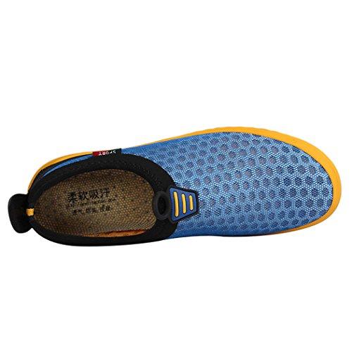 WALK-LEADER , Chaussures aquatiques pour homme Bleu