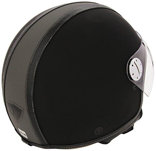Bottari Motorradhelm Skin Emotion, Rubber Black, Größe L