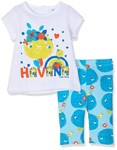 Tuc Tuc Camiseta+Leggings Punto NIÑA Havana&Friends