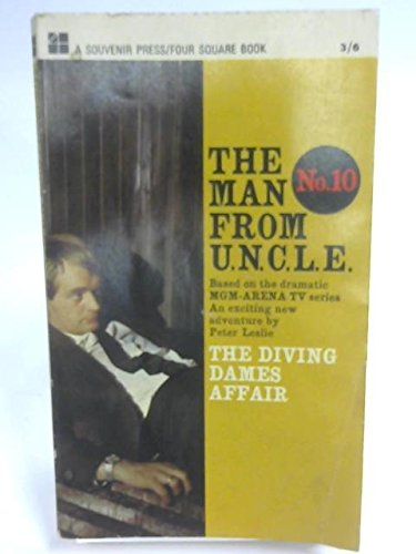 The Diving Dames Affair (The Man from U.N.C.L.E series - no.10)