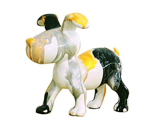 Meubletmoi Petit Chien Sculpture décorative Design Moderne Contemporain