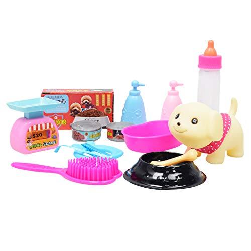 Spielzeug Für Haustiere, Chshe, Adorable Puppy Für Rollenspiele Fun Interactive Pet Carrier Toy Geschenk Für Kinder, Gut Für Die Körperliche Und Geistige Entwicklung (Wie Abgebildet)
