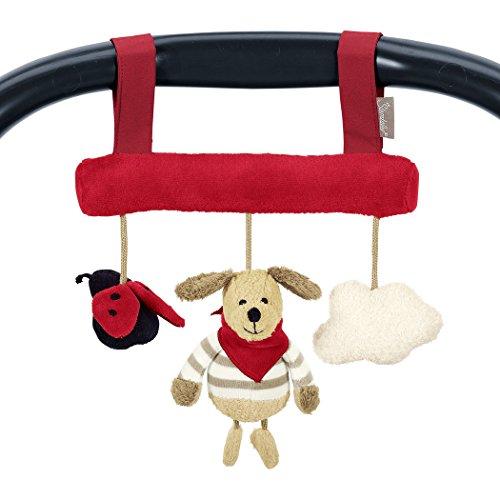 sterntaler 36327 - Hanno Hund Spielzeug für die Babyschale (NEU 2013) - 2013 Neu Baumwolle