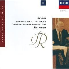 Haydn: Piano Sonatas (No.s 40, 41, 44, 48, 52)