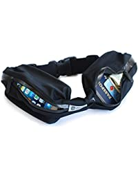 New In Imported Product Runner Waist Pack - Waterproof & Durable Fitness Belt For Running, Exercise, Workouts,...