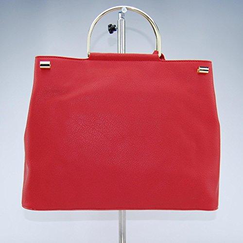 Borsa shopping liu jo con tramezza maincy rossa borse for Amazon borse firmate