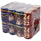 Butchers All-Meat Loaf in Jelly Variety Pack Dog Food Tins 390gm 24 Pack