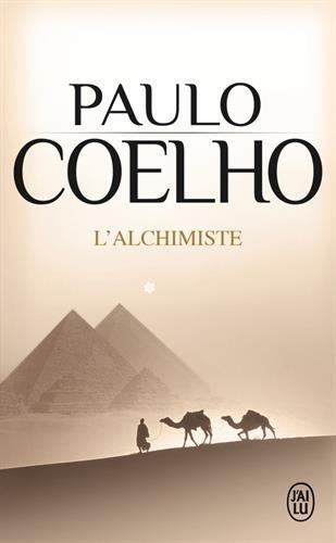 L'Alchimiste - Grand prix des Lectrices de Elle 1995 par Paulo Coelho