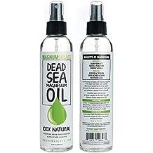 Aceite de Magnesio - Grande - Origen Excepcional el Mar Muerto 100% PURO (240