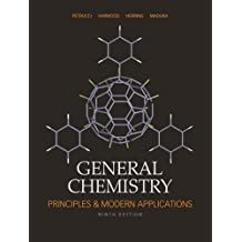 General Chemistry: Principles and Modern Applications Value Pack (includes Selected Solutions Manual & MasteringChemistry with myeBook Student Access Kit ) (9th Edition) by Ralph H. Petrucci (2008-07-10)