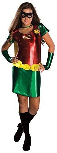 eenager Teen Titans Go! (Teen-kostüm Robin)