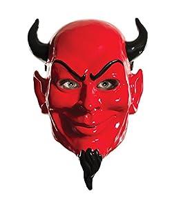 Rubies Scream Queens - Máscara de diablo Spain 32710)