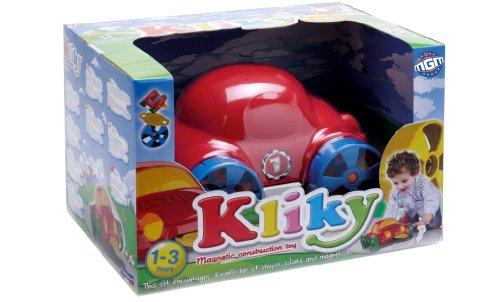 Biotin MGM 950009 Kliky Go Car - Juguete Infantil