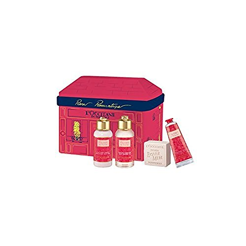 L'occitane Rose House Kit Xmas