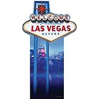 Star Cutouts - Stsc17 - Affiche Géante Las Vegas En - 188Cm
