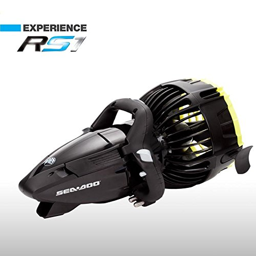 SeaDoo Tauchscooter RS1, black-yellow, SD15001
