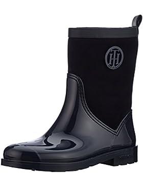 Tommy Hilfiger - O1285xford 8rw, Stivali di gomma Donna