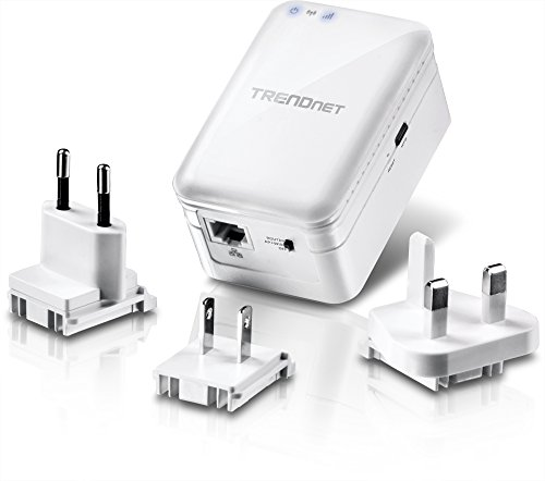 TRENDnet TEW-817DTR - Router Viaje Wireless AC750