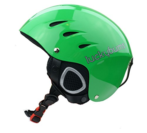 lucky-bums-snow-sports-helmet-green-x-large