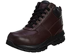 NIKE Air Max Goadome ACG Mens Boots [865031-601] Deep Burgundy/Black Mens Shoes 865031-601-7.5