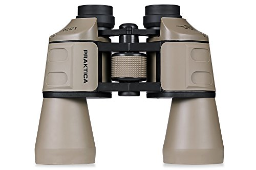 Mit Kamera Fernglas Gebaut (Praktica Falcon 12x 50mm Field Fernglas–Sand)