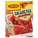 Winiary Götterspeise mit Walderdbeer Geschmack /// Galaretka poziomkowy smak 71g