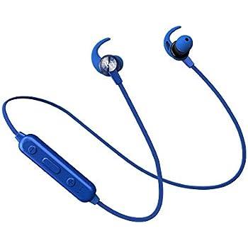 Rhythm&Blues A10BT in-Ear Bluetooth Wireless Earphones with mic (Blue)
