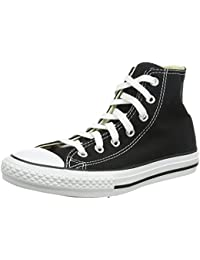 Converse Youths Chuck Taylor All Star Hi Zapatillas de tela, Unisex - Infantil