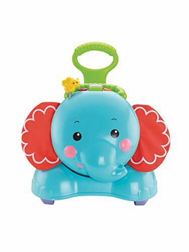 Fisher-Price - Elefante Andador 3 En 1 (Mattel CBN62)