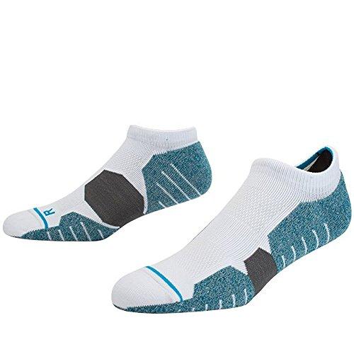 Stance Parsons Low Socken Weiß Größe L weiß (Weiß Socken Adidas Golf)