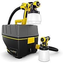 Wagner W890 Flexio - Turbina universal, 2 frontales (630 W, 220 V) color amarillo y negro