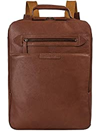 Hidesign Backpack (Mackenzie 01) Tan