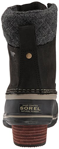 Damen Black Noir II Stiefel Halbschaft Tivoli Sorel pqFxEfq