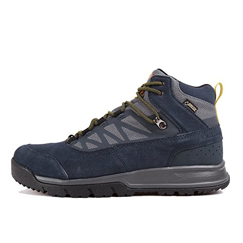 Salomon Instinct Travel Mid GTX Deep Blue Dark Cloud Ray Bleu