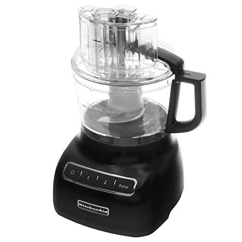 Kitchenaid 5KFP0925EOB Foodprocessor, 2,1 L, schwarz