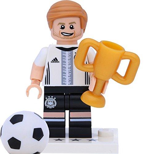 LEGO 71014 Minifigur - DFB - Die Mannschaft: #21 Marco Reus mit Pokal