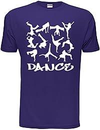 Dance Street Dance Adult Mens T-Shirt Birthday Gift Idea Size S-XXL