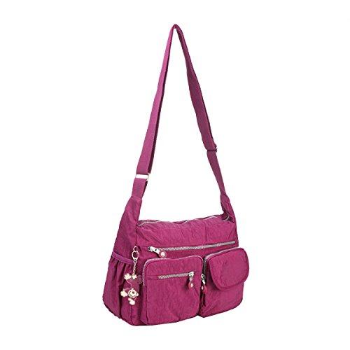 Yy.f Nuove Borse Signore Messenger Bag Borse A Tracolla Borsa Messenger Di Tendenza La Tendenza Di Messenger Bag Delle Donne Multi-colore B