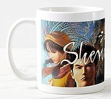 Shenmue I & II Mug,11 oz Large Handle Ceramic Tea/Coffee Mug