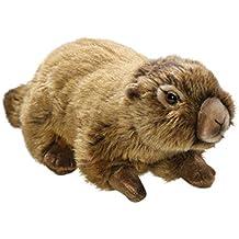 Carl Dick Peluche - Marmota (felpa, 25cm) [Juguete] 2616