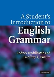 A Student's Introduction to English Grammar by Rodney Huddleston (2005-03-14)